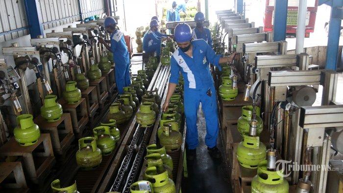 Pertamina Optimalkan Stok Pasokan LPG 3 Kg di Tasikmalaya