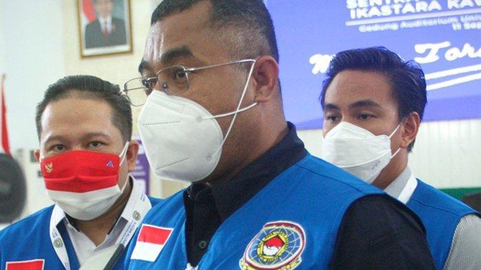 Alumni SMA Taruna Nusantara Vaksinasi Covid-19 di Manado