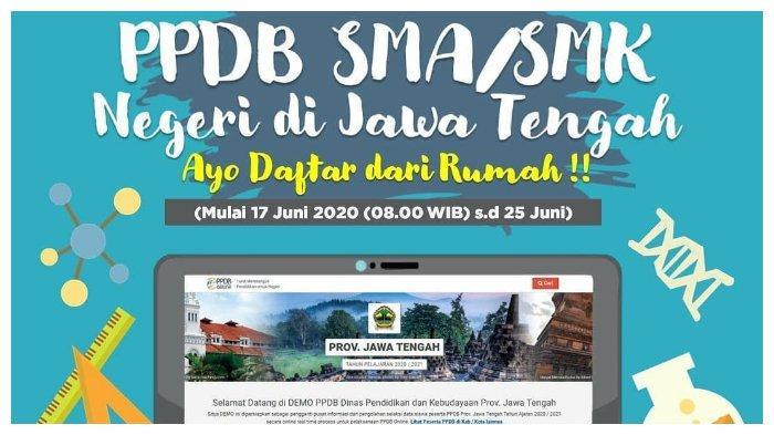 48+ Ppdb online jateng 2020 info
