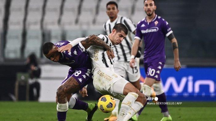 SIARAN LANGSUNG Liga Italia Malam Ini di Bein Sports: Inter vs Verona, Fiorentina vs Juventus