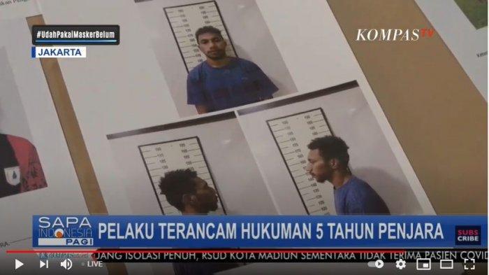 Fakta Eks Kapten Persipura U-19 Aniaya Kekasih: Diejek Kalah Main Gim hingga Kesal Pasang Foto Seksi