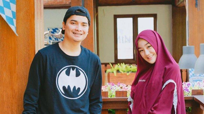 Alvin Faiz dan Larissa Chou -