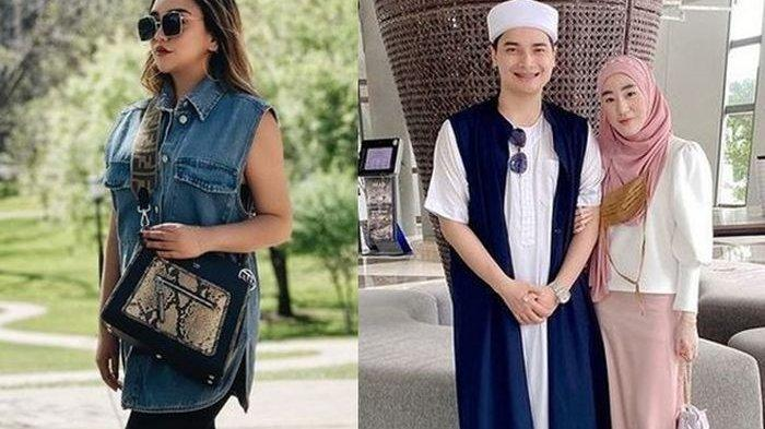 Diduga Sindir Rumah Tangga Alvin Faiz dan Larissa Chou, Salmafina Sunan: Aku Nggak Kenal Mereka