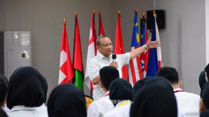 Alumnus Lemhannas RI PPSA XXI, AM Putut Prabantoro.