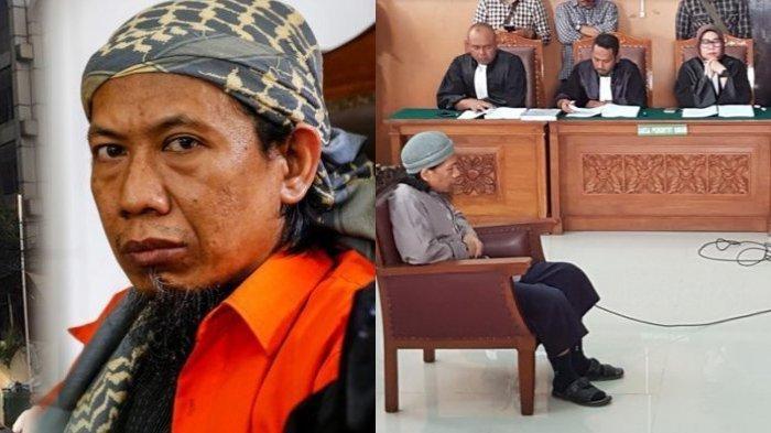 Dijuluki sebagai Pemimpin ISIS Indonesia, Ini Dosa Terberat Terpidana Mati Aman Abdurrahman!