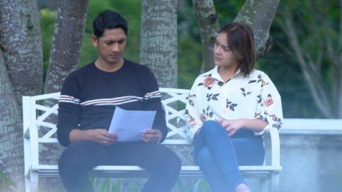 Syuting Sinetron Ikatan Cinta Picu Kerumunan dan Dibubarkan, Ini Pesan Amanda Manopo dan Arya Saloka
