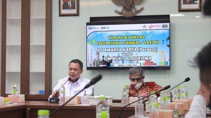 Amarta Karya dan KBR Segera Groundbreaking Bukit Algoritma Sukabumi