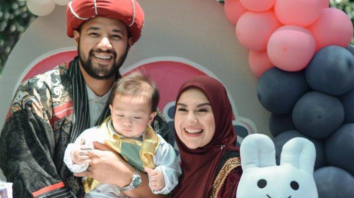 Air Rumi Akbar 1453 Putranya Jadi Brand Ambassador di Usia Setahun, Ammar Zoni: Ini Bukan Kerja Ya