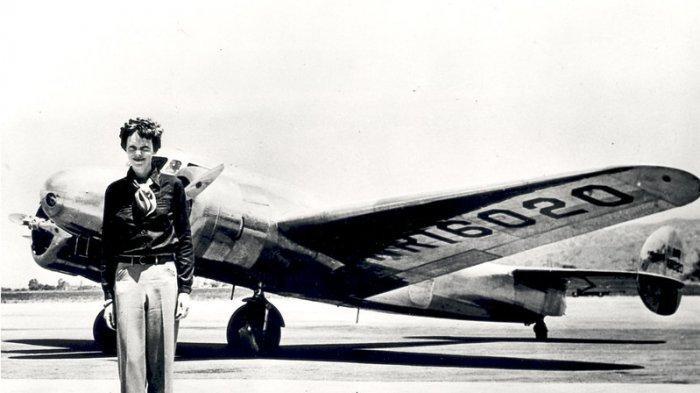 Rekaman Amelia Earhart Sebelum Menghilang Secara Misterius Dipublikasikan Lewat Online