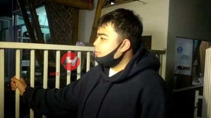 Amer adik Alvin Faiz saat ditemui oleh awak media