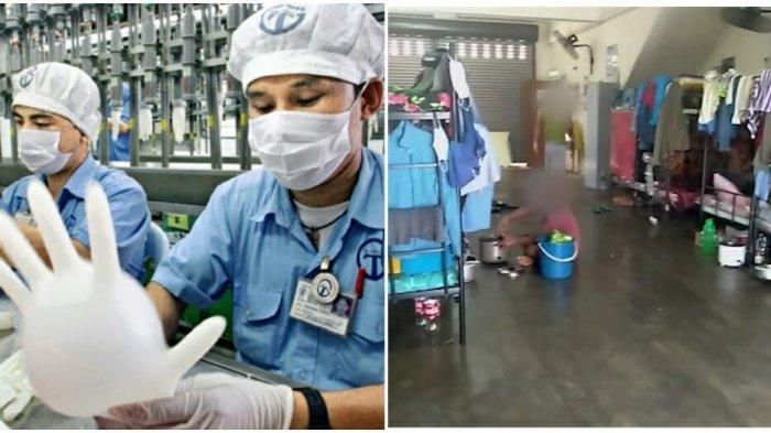 Amerika Serikat melarang impor produk dari Top Glove Malaysia, pembuat sarung tangan karet terbesar di dunia karena masalah ketenagakerjaan para buruh
