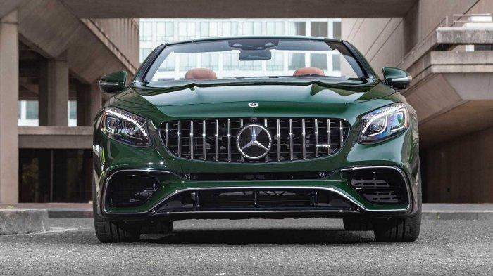 Sekarang Beli Mobil Mercedes-Benz Bisa Request Warna, Termasuk Warna Pesaing