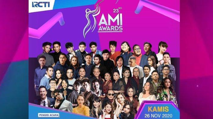SEDANG BERLANGSUNG Live Streaming AMI Awards ke-23: Ada Kolaborasi Dewa Budjana dengan Tohpati