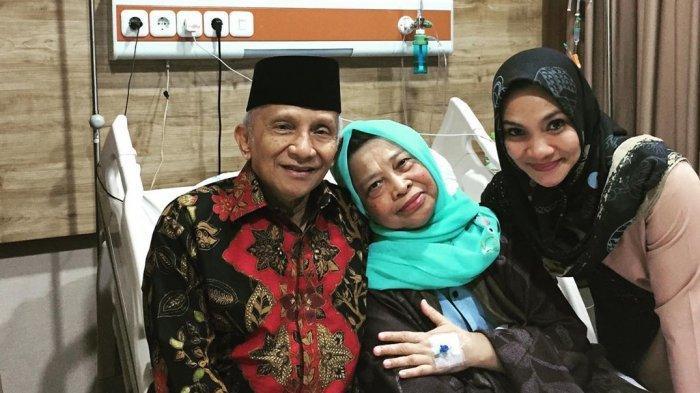 Mumtaz Buat Gaduh di Pesawat, Hanum Sebut Amien Rais Tidak Pernah Ajarkan Anaknya untuk Jadi Arogan