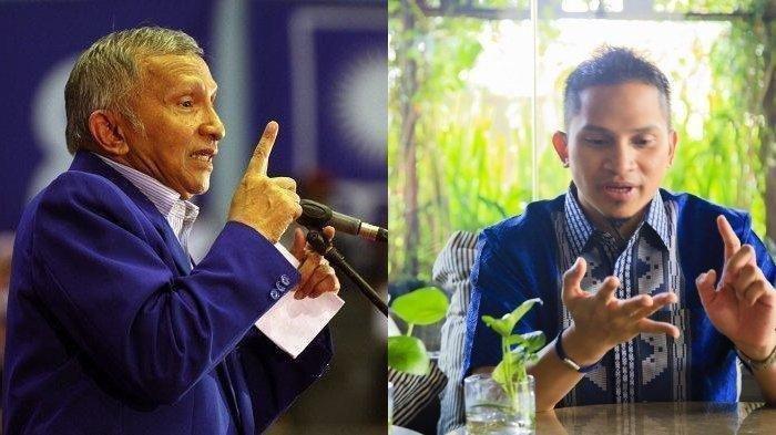 Mumtaz Rais Bantah Jadi Anak Durhaka dan Tegaskan PAN Siap Bantu Pemerintahan Jokowi