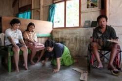 Keluarga Amin Pernah Numpang Tinggal di Kandang Babi