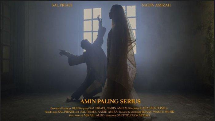 Chord Gitar Lagu Amin Paling Serius - Sal Priadi feat Nadin Amizah, Kunci Mudah dari C