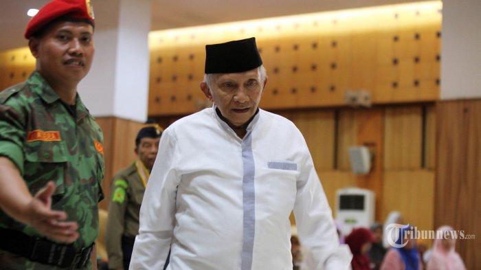 'Drama' Amien Rais Dipanggil Polisi: Mangkir karena Salah Nama hingga Janji Bongkar Kasus Korupsi
