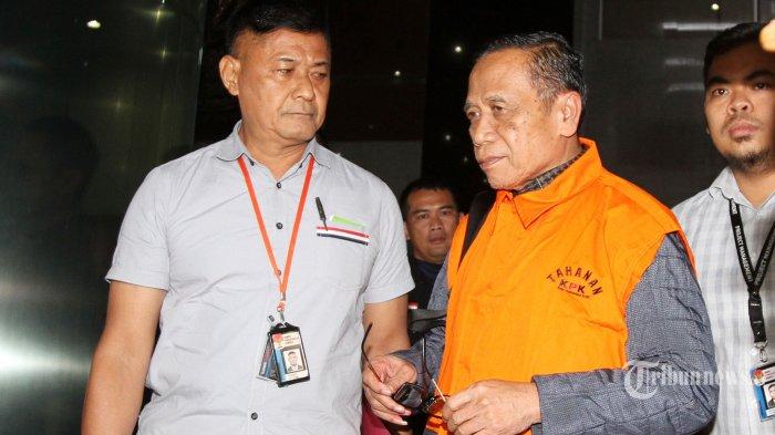 Kasus RAPBN-P 2018, KPK Panggil Bupati Tabanan dan Wakil Ketua BPK