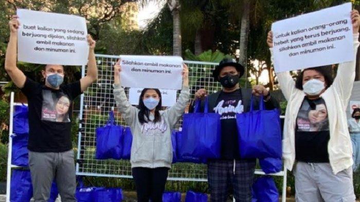Aksi Aminda Viral, Royalti Lagu Barunya Akan Didonasikan Bantu Masyarakat Terdampak Covid-19