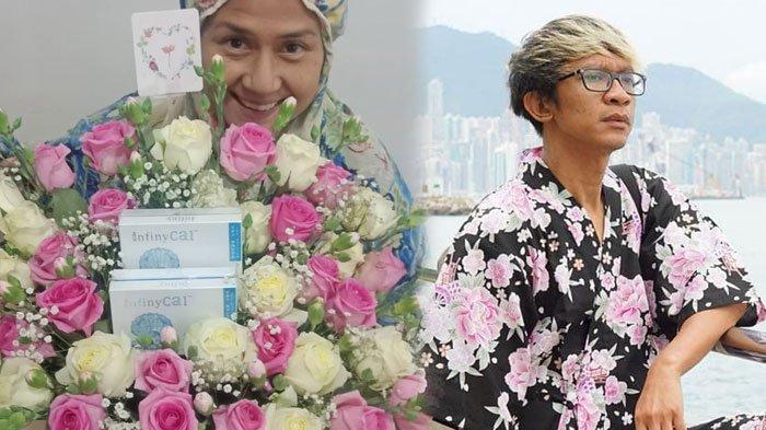 Jenguk Ria Irawan, Aming Ungkap Kondisi Terkini Istri Mayky Wongkar yang Berjuang Lawan Kanker