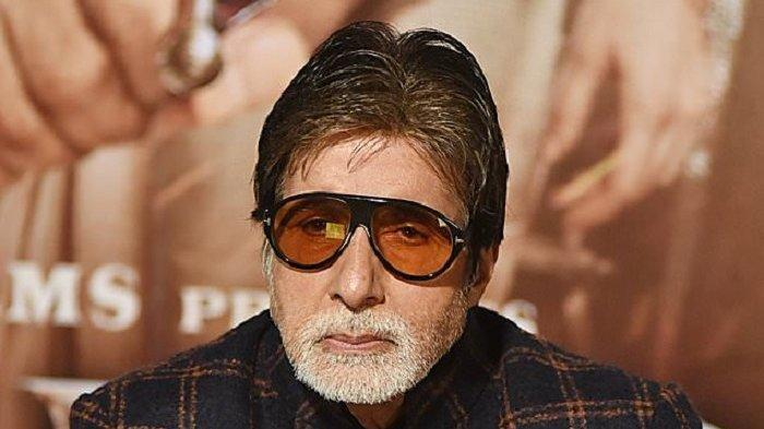 BREAKING NEWS: Aktor Kawakan Bollywood Amitabh Bachchan dan Putranya Abhishek Positif Covid-19