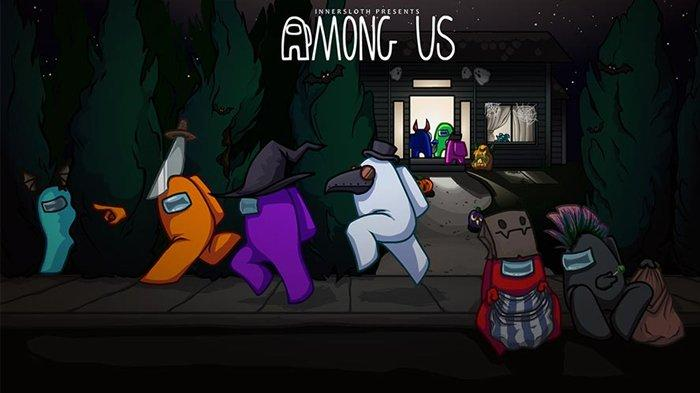 Among Us Iphone Wallpaper Innersloth 1