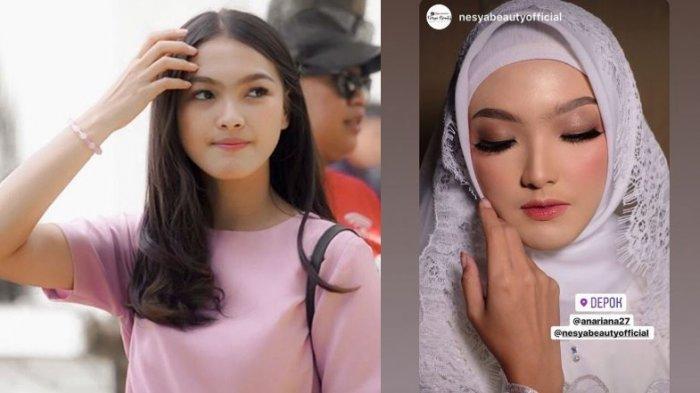 Ana Riana Pemeran Rinjani TOP Sah Menikah Hari Ini, Pilih Tanggal Cantik hingga Suami Sempat Curhat
