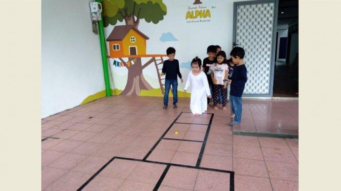 Rumah Pohon Alpha Bantu Kembangkan Kreativitas Anak