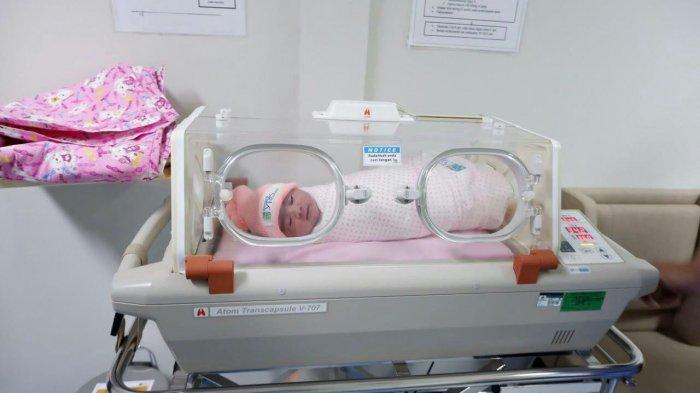 Yuk Lihat Cantiknya Bayi Perempuan Kahiyang Ayu dan Bobby Nasution