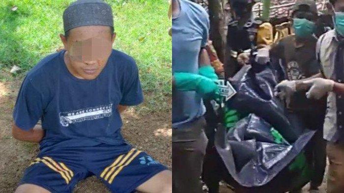 Anak Bunuh Ayah di Lampung, Penggal Kepala Korban lalu Diarak: Bapak Saya Mati, Bapak Saya Mati