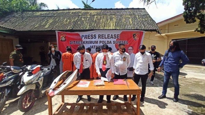Gara-gara Takut Dijauhi, Anak di Bawah Umur di Palembang Putuskan Ikut Lakukan Aksi Begal