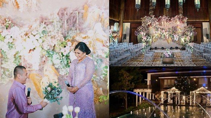 Foto-foto Rumah Haji Isam Pengusaha Terkaya Kalimantan Selatan, Jadi Venue Lamaran Mewah Putrinya