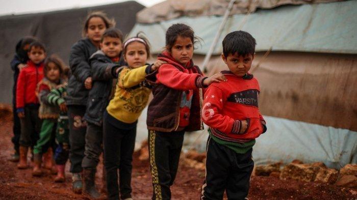 BNPT Belum Bisa Pastikan Anak-anak Eks ISIS Asal Indonesia di Bawah 10 Tahun di Suriah Yatim Piatu