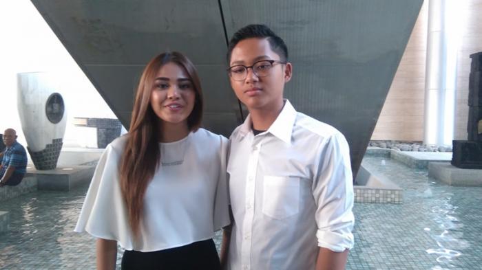 Aurel dan Azriel Wakili Ashanty dan Anang di Pesta Ulang ...