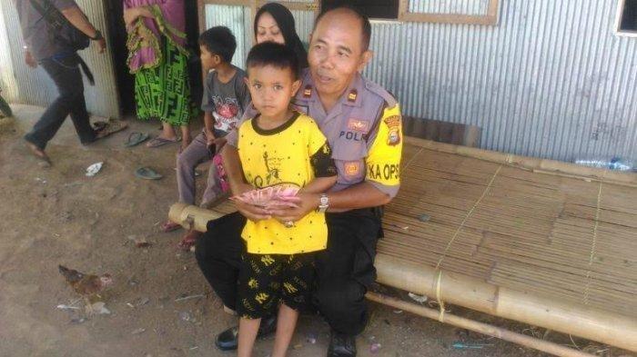Perjuangan Hidup Bocah Kelas 2 SD Asal Pangkep, Seluruh Keluarganya Tewas dalam Kerusuhan di Wamena