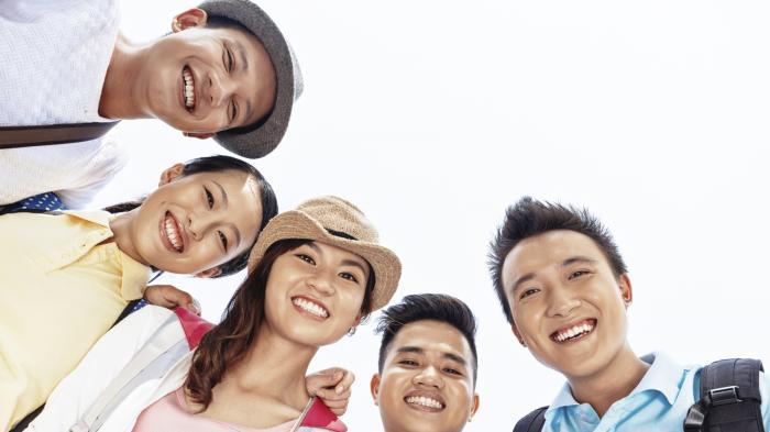 Hasil gambar untuk anak muda asia