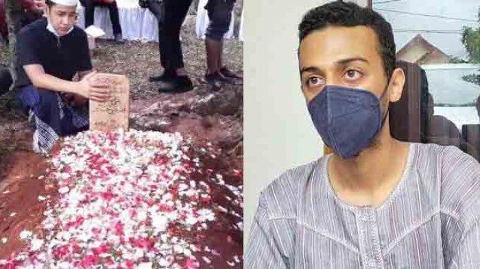 Keharuan Pemakaman Syekh Ali Jaber hingga Pesan Sang Ulama Pada Anak, Jaga Salat dan Jaga Mama