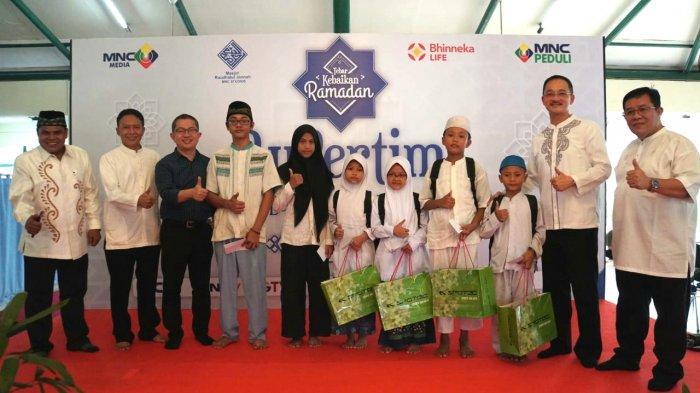 Berbagi Kebaikkan Untuk Sejumlah Yayasan Anak Yatim di 11 Kota di Indonesia