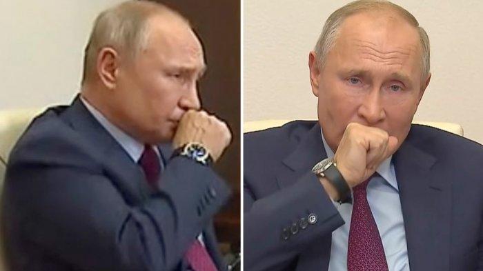 Putin Sebut Puluhan Orang di Lingkaran Internalnya Terinfeksi Covid-19