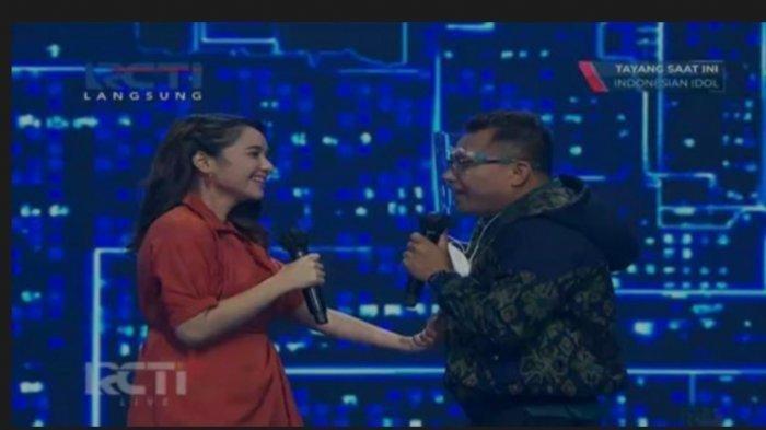 Anang Hermansyah Kembali Terpesona Tampilan Karen Rantung di Panggung Indonesian Idol, Sedap Banget