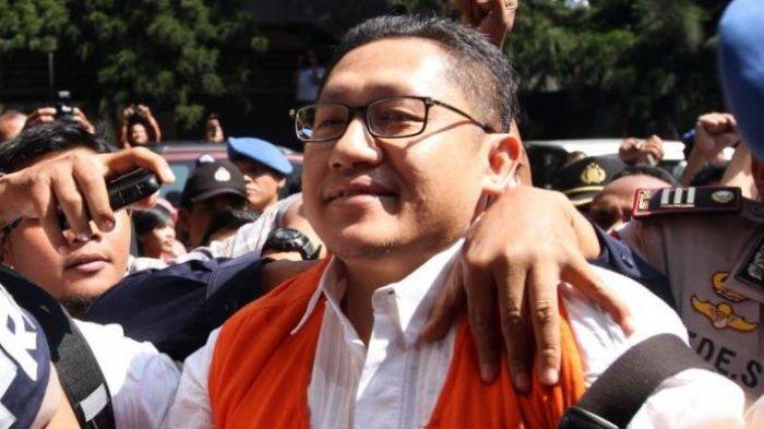 Eksekusi Putusan PK, KPK Jebloskan Anas Urbaningrum ke Lapas Sukamiskin
