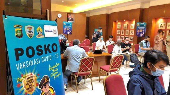 Panasonic Gobel Sediakan 10 Posko untuk Vaksinasi Covid-19 Seluruh Karyawan