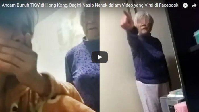 Kemlu RI Ungkap Nenek yang Siksa TKI Telah Ditangkap Polisi Hong Kong