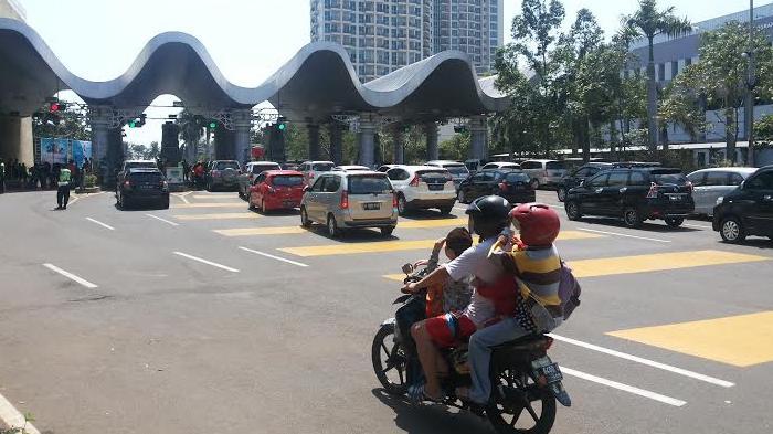 Antisipasi Ribuan Kendaraan Wisatawan, Ancol Taman Impian Perbanyak Kantong-kantong Parkir