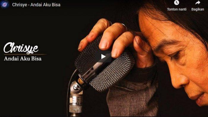 Chord Kunci Gitar Andai Aku Bisa - Chrisye: Mudah Dimainkan dari C