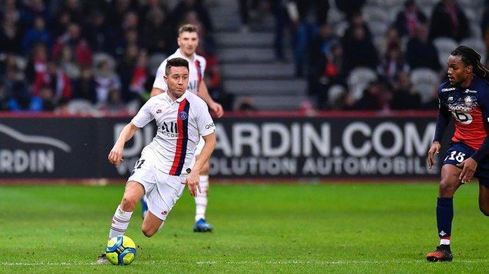 Ander Herrera gelandang Paris Saint-Germain (@anderherrera)