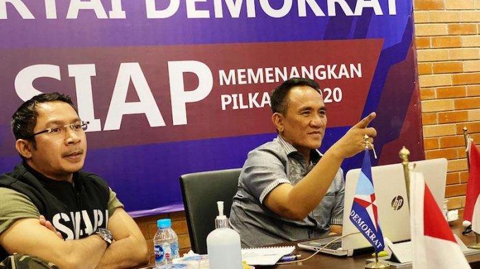 Kamhar Lakumani: Survei LSI Peringatan Keras Bagi Jokowi Turun LangsungPimpin Penanganan Covid-19