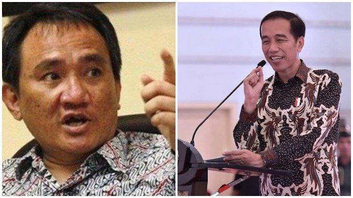 Andi Arief Bandingkan Cuti Kampanye bagi Jokowi dengan Era SBY-JK, 'Jokowi Takut Cuti'