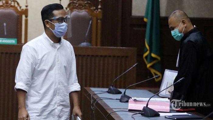 Andi Irfan Jaya Divonis 6 Tahun Penjara Terkait Kasus Pengurusan Fatwa MA Djoko Tjandra